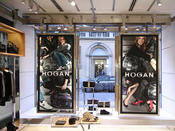 Hogan, Milano