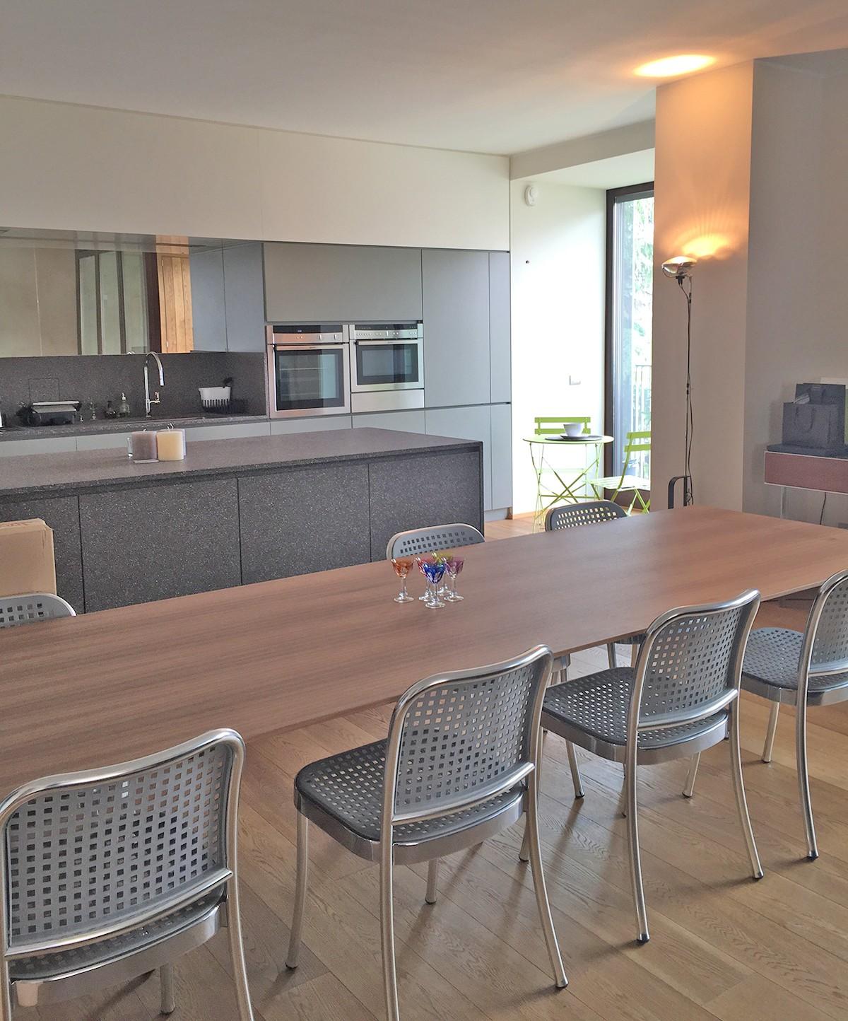 Architetto paolo delfino milano appartamento in via for Appartamento via decorati milano